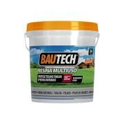 Resina Acrílica Multiuso Brilhante 3,6 Litros Bautech
