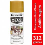 Spray Metal Protection Anticorrosivo Martillado Cobre 340g Rust Oleum
