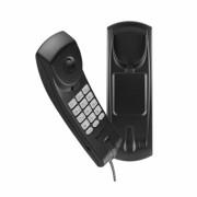 Telefone Gôndola com Fio Preto TC 20 Intelbras