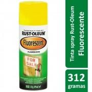 Tinta Spray Amarelo Fluorescente 312g Rust Oleum