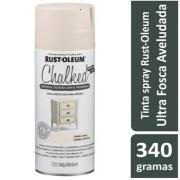 Tinta Spray Chalked Efeito Giz Creme o Rust Oleum