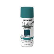 Tinta Spray Chalked Efeito Giz Verde Lagoa Rust Oleum