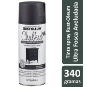 Tinta Spray Cinza Carvão Ultra Fosca 440ml Ref: 21318 Rust-Oleum