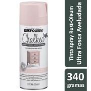 Tinta Spray Efeito Giz Rosa Palido Ref: 29366 Rust-Oleum