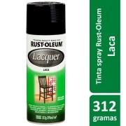 Tinta Spray Laca Preto Brilhante Ref: 21550 Rust Oleum