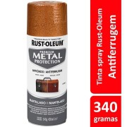 Tinta Spray MP Martillado Cobre Ref:  25762 Rust- Oleum