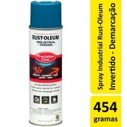 Tinta Spray Precision Line Invertido Azul Ref: 26035  Rust- Oleum