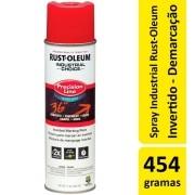 Tinta Spray Precision Line Invertido Vermelho Ref:26034   Rust- Oleum