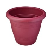 Vaso para Planta Vinho 14cm Ref: PR6042-3 - Primafer