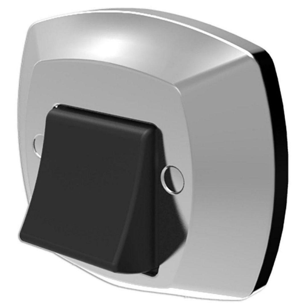 Acabamento Completo para Válvula de Descarga - Cromado Ref: 340307 - Blukit