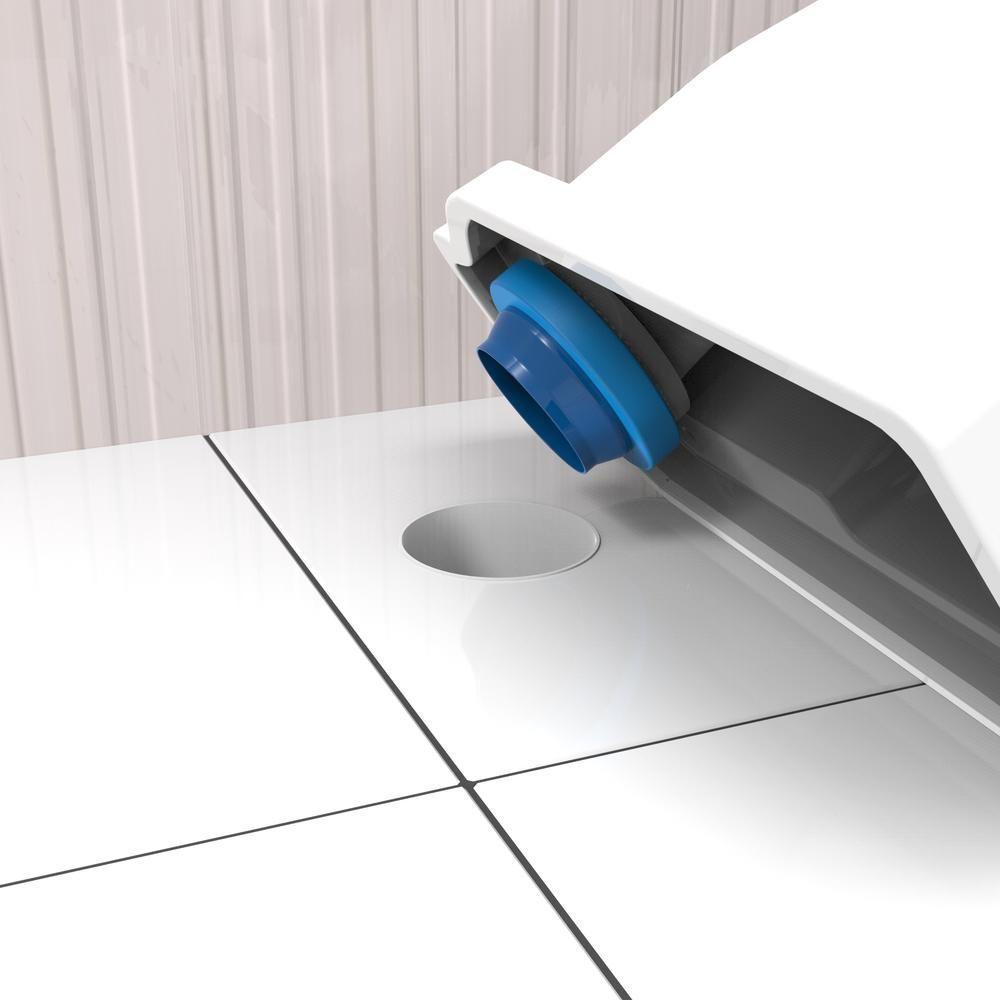 Anel de Vedação Com Guia Para Vaso Sanitário Blukit