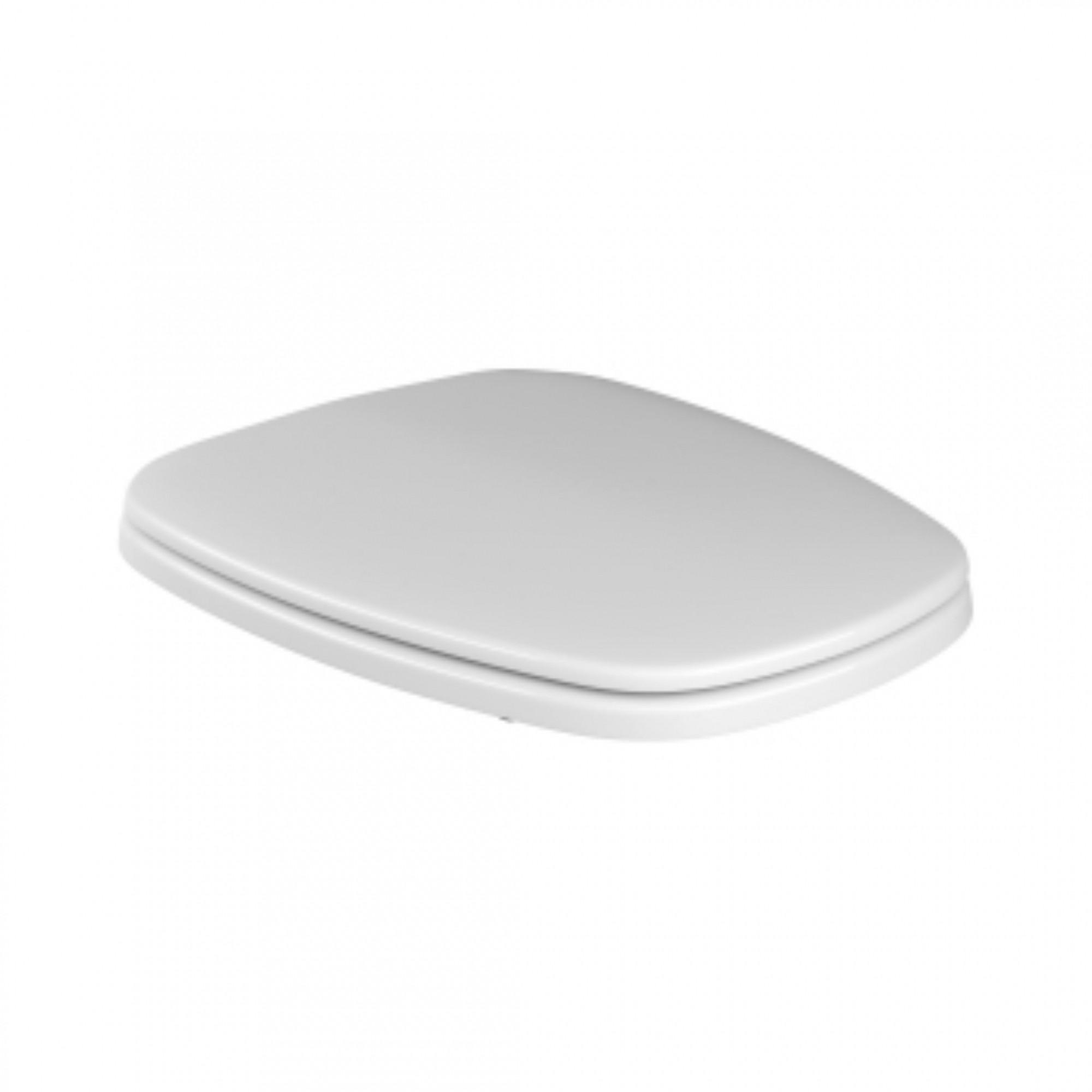 Assento Sanitário Plástico Para Bacia Monte Carlo AP.80.17 Branco Deca