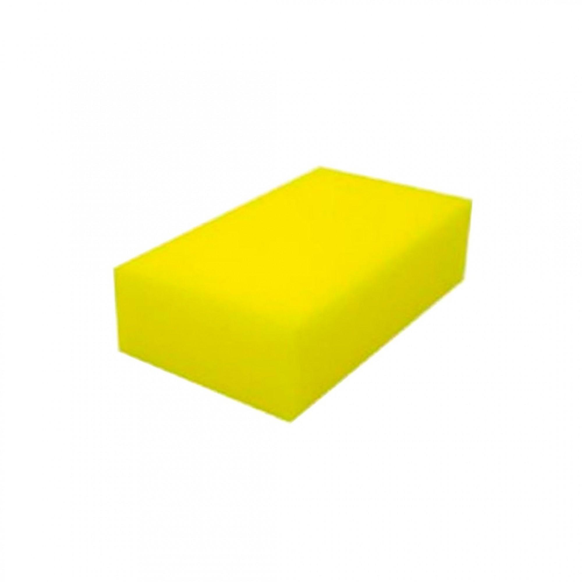 Bloco Espuma Amarelo Cortag
