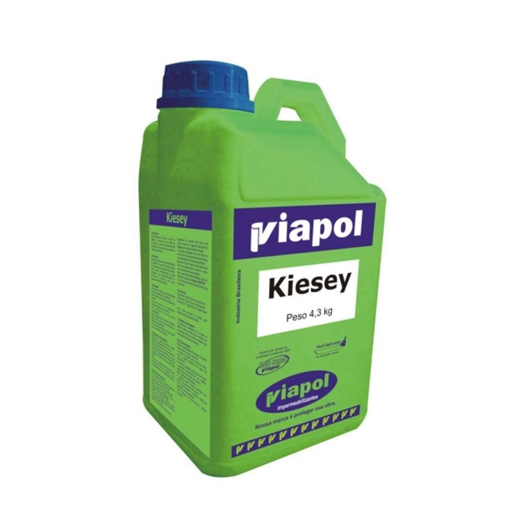 Bloqueador de Umidade Kiesey 4,3kg Viapol
