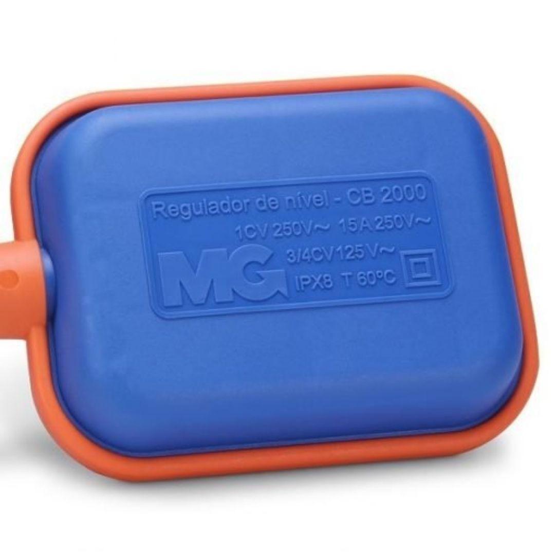 Chave Boia para Caixa D'Água CB 2012 1,50m Margirius