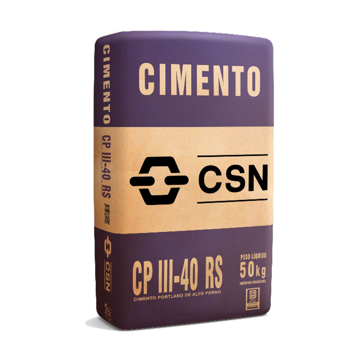 Cimento CSN CPIII 50kg