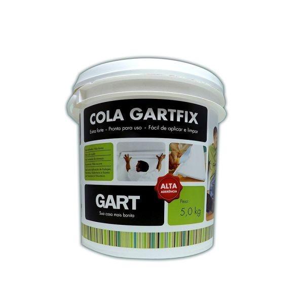 Cola GartFix para Rodapé Rodateto CM 500N 5kg Gart