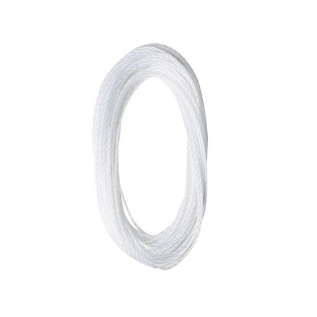 Corda para Varal Polietileno Nº3 15 metros Branca Secalux