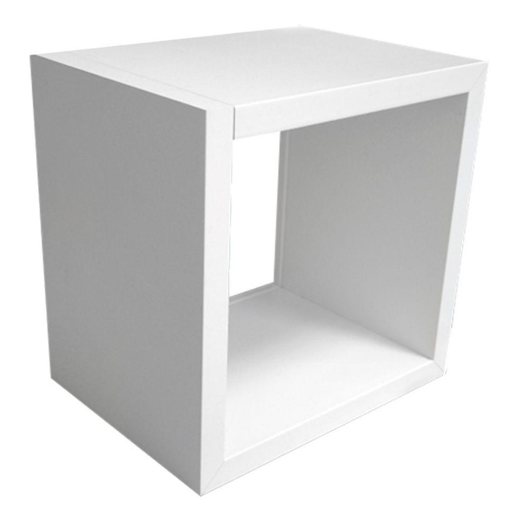Cubo Fácil Branco 20x20cm 191119 BEMFIXA