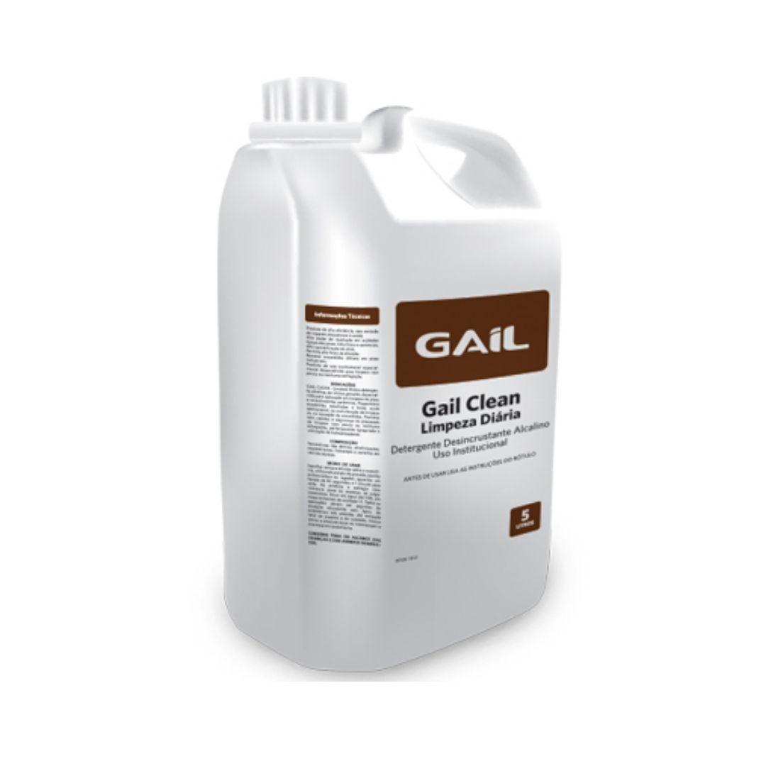 Detergente Limpeza Diária Para Piso Cerâmico 5 Litros Gail Clean