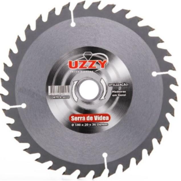 Disco de Corte Serra de Videa 110x20x36D Uzzy