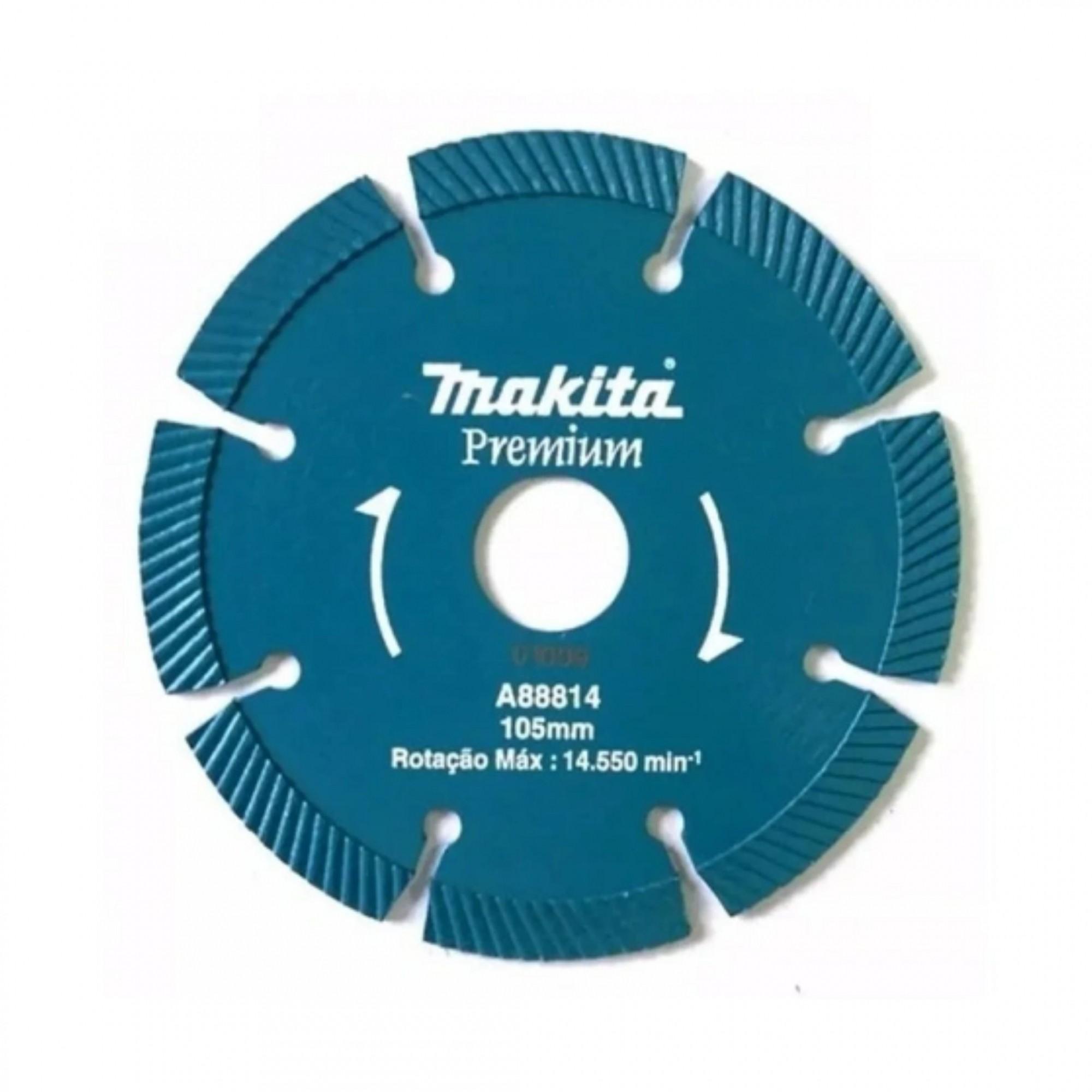 Disco Segmentado Premium P/ Concreto 105mm A88814 Makita