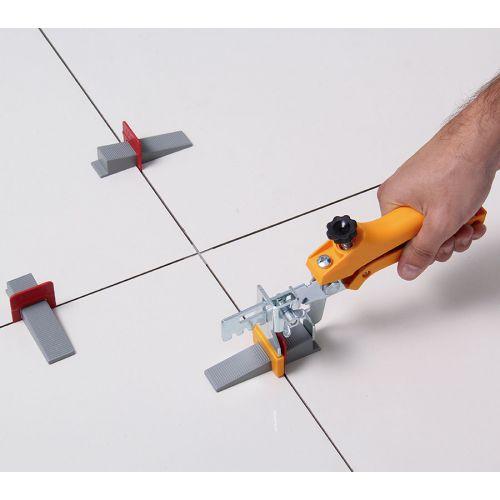 Espaçador Nivelador de Piso 1,5mm Caixa c/ 500 und Eco Cortag