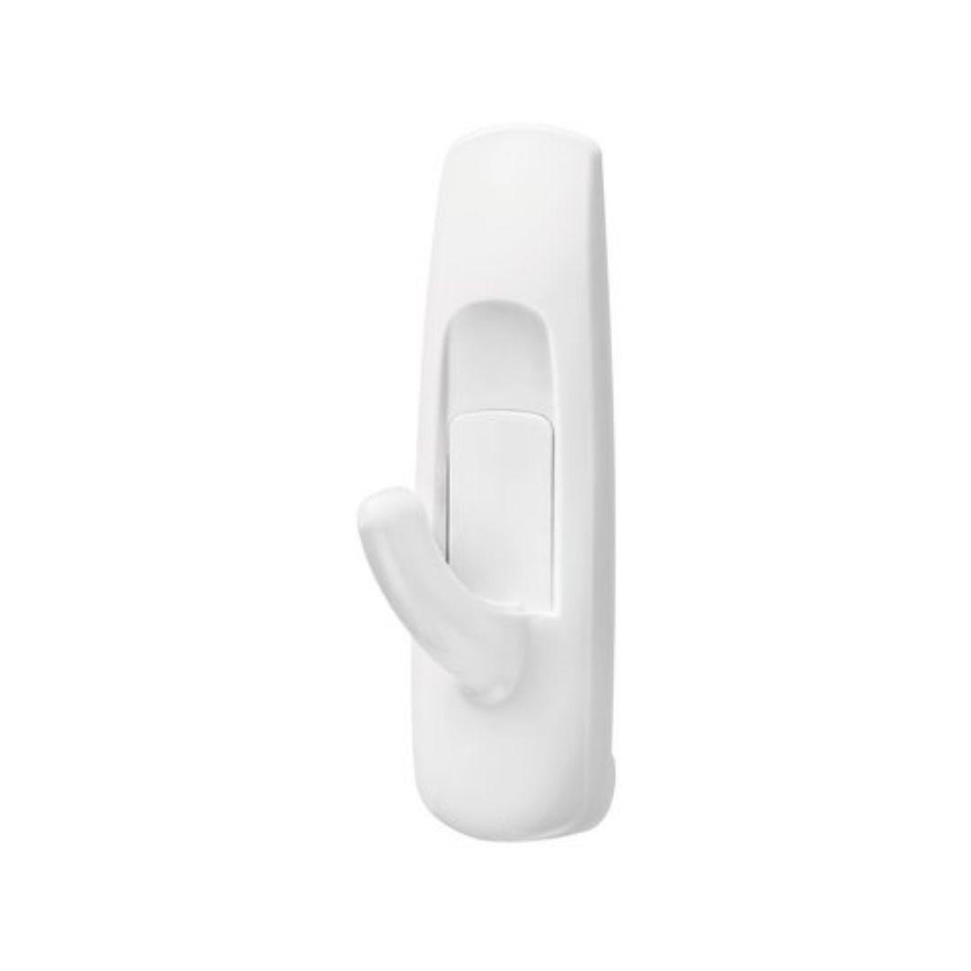 Gancho Adesivo Uso Geral Branco Pequeno 2 und Command 3M