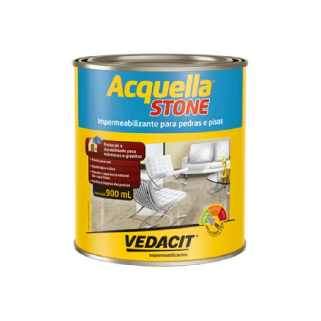 Impermeabilizante Acquella Stone 900ml Vedacit