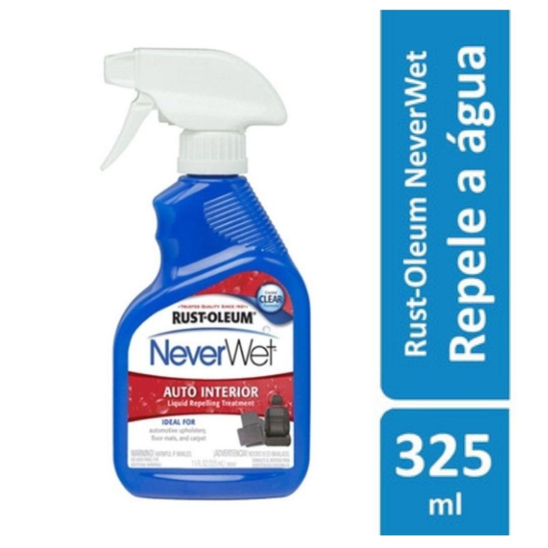 Impermeabilizante para Tecido Automotivo Transparente 325ml NeverWet Rust Oleum