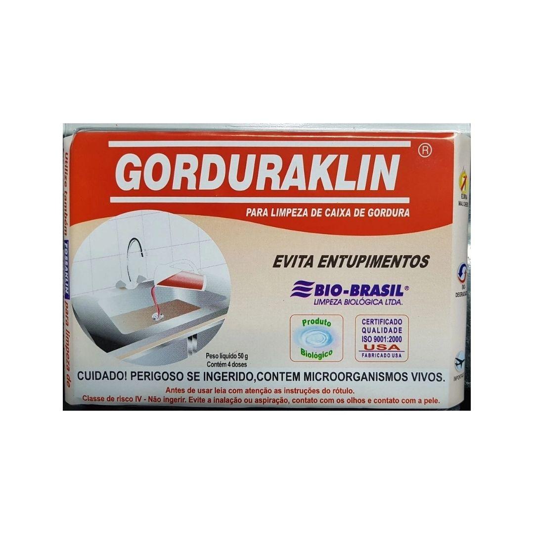 Limpa Caixa de Gordura Ref: 03182 Gorduraklin