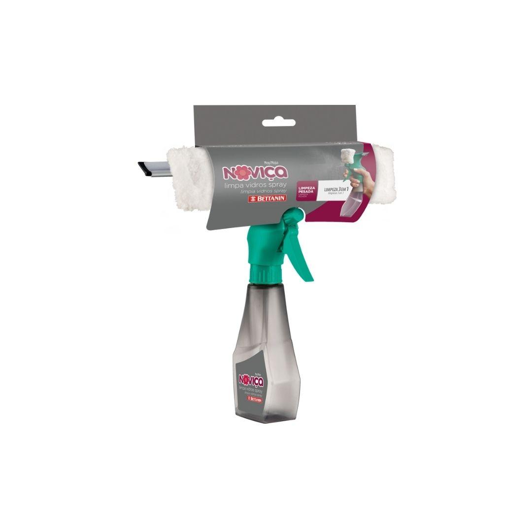 Limpa Vidros Spray Noviça