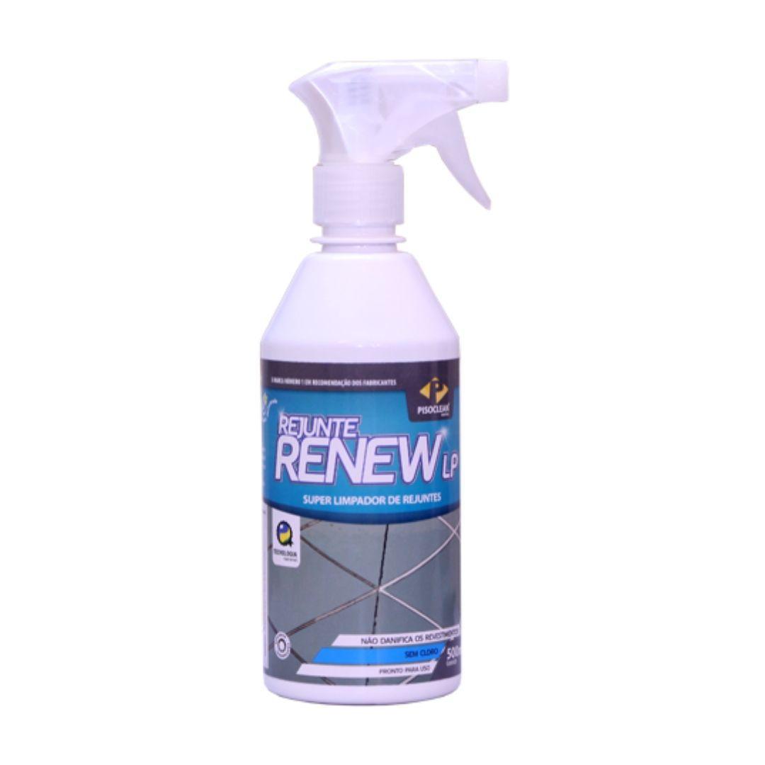 Limpa Rejunte Renew Lp Spray 500ml PisoClean