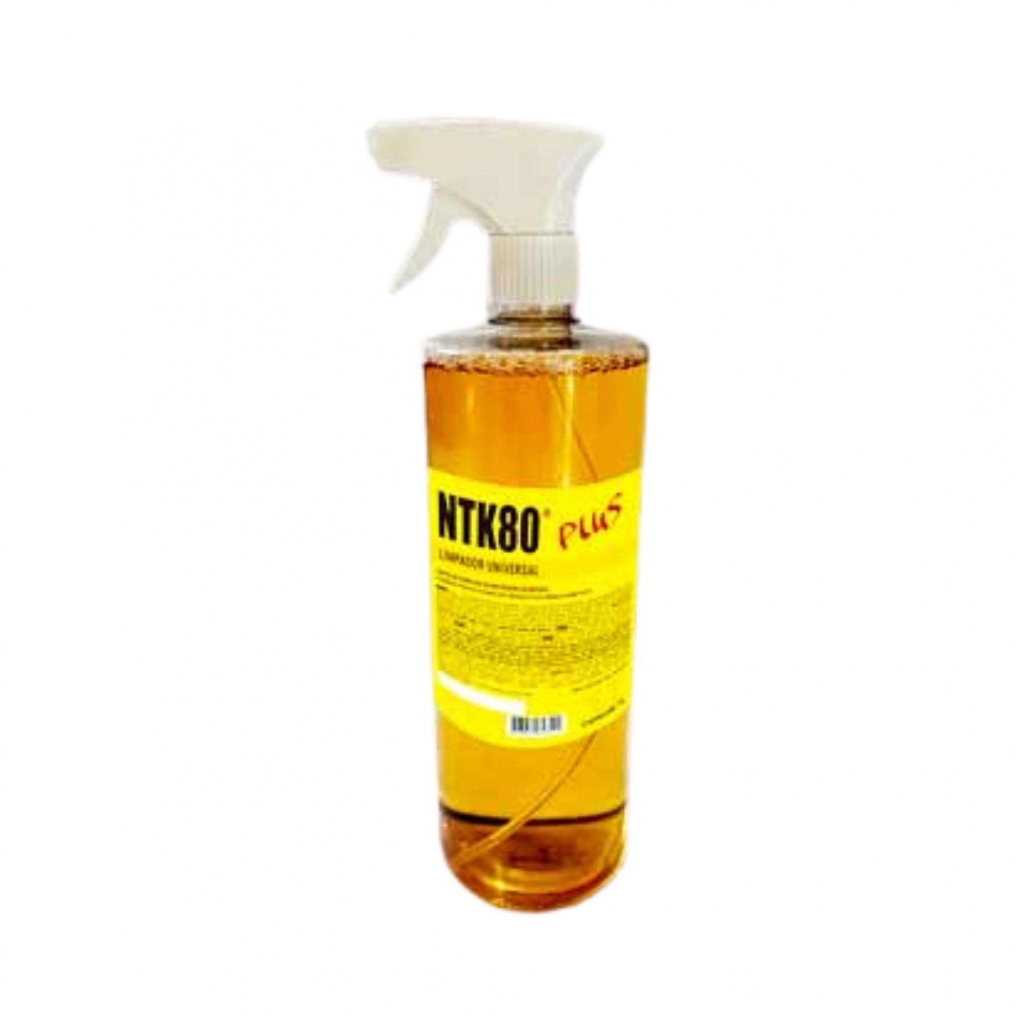 Limpador Universal NTK80 Plus 1 Litro Spray