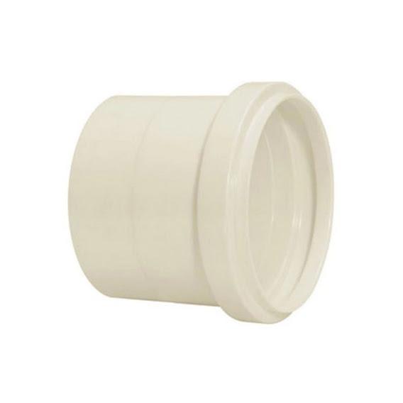 Luva de Esgoto Comum Branca 1.1/2 40mm Amanco