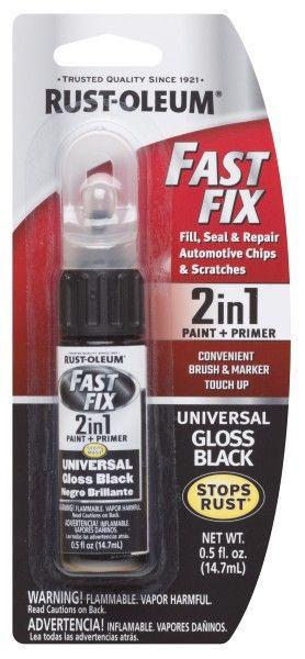 Marcador Universal Permanente Automotivo Fast Fix Rust Oleum