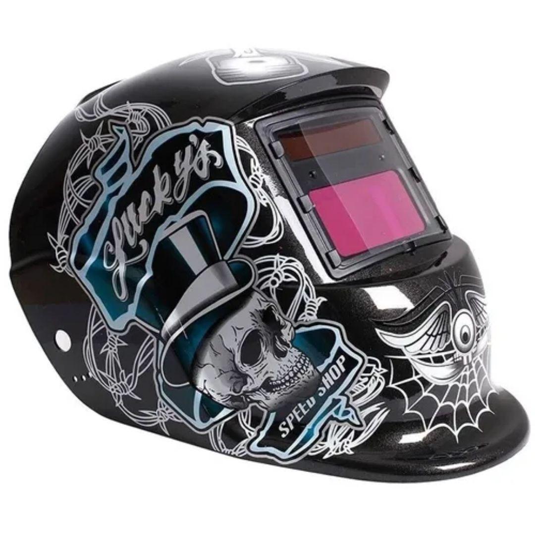 Máscara de Solda com Regulagem Speed Shop