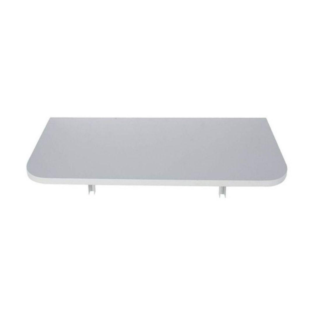 Mesa Dobrável Branca Completa 80 x 41 cm 9826 Bemfixa