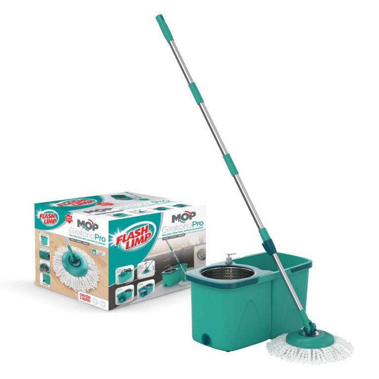 Mop Giratório Pro Flash Limp
