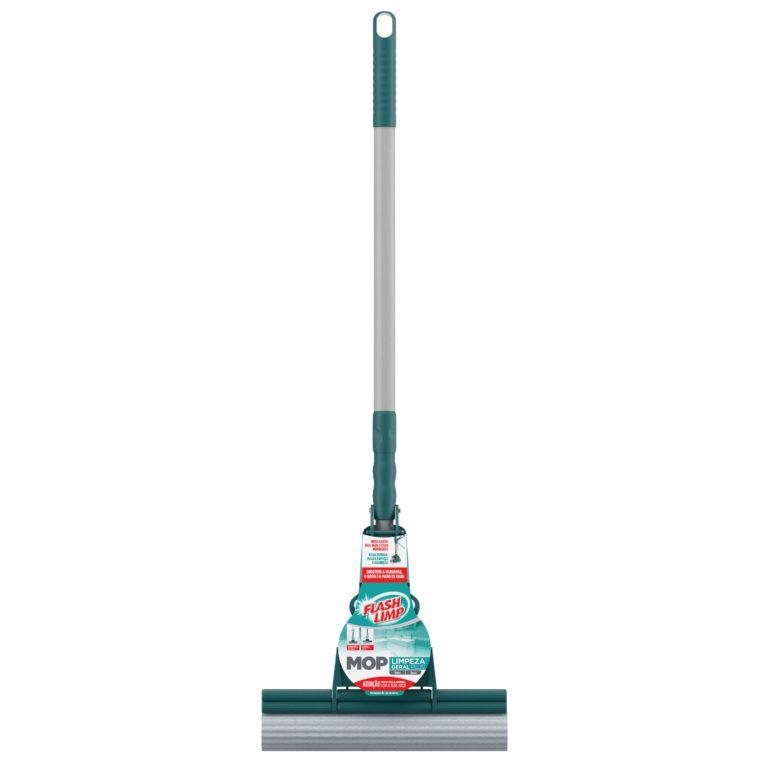 Mop Limpeza Geral Plus Flash Limp