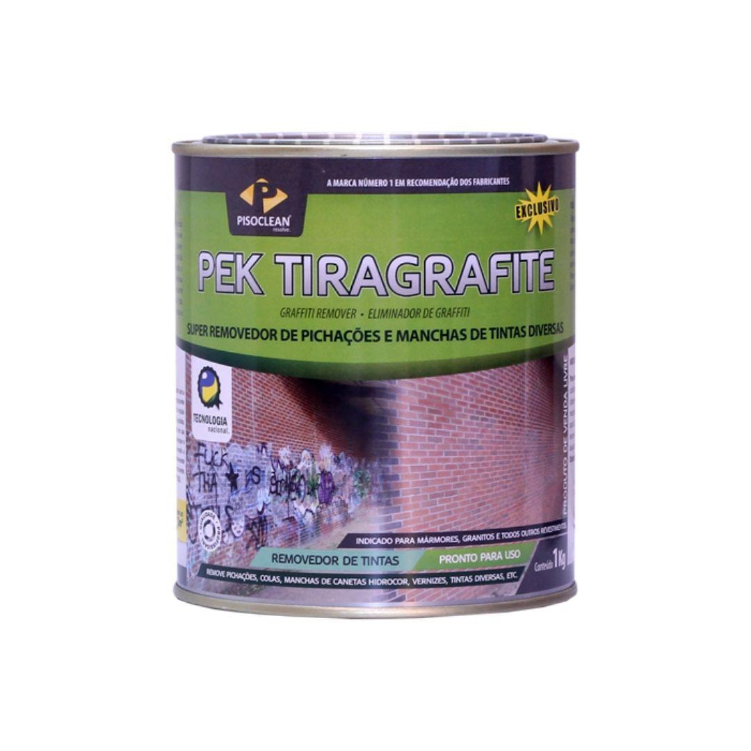 Pek TiraGrafite 1 Litro PisoClean