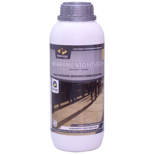 Resina Impermeabilizante Para Pisos Acabamento Fosco LP 1Litro Piso Clean