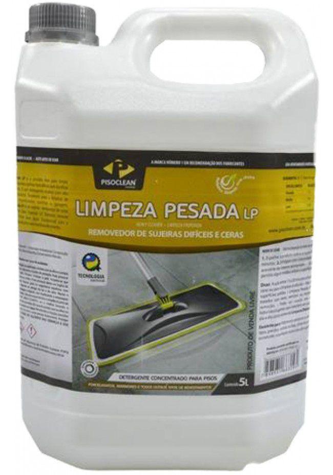 Detergente Limpeza Pesada LP 5 Litros PisoClean
