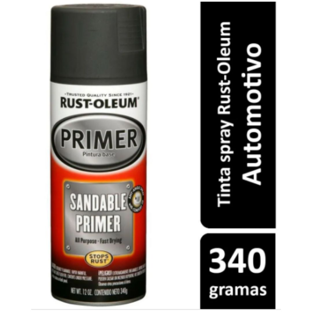 Primer Spray Cinza Fosco Rust Oleum