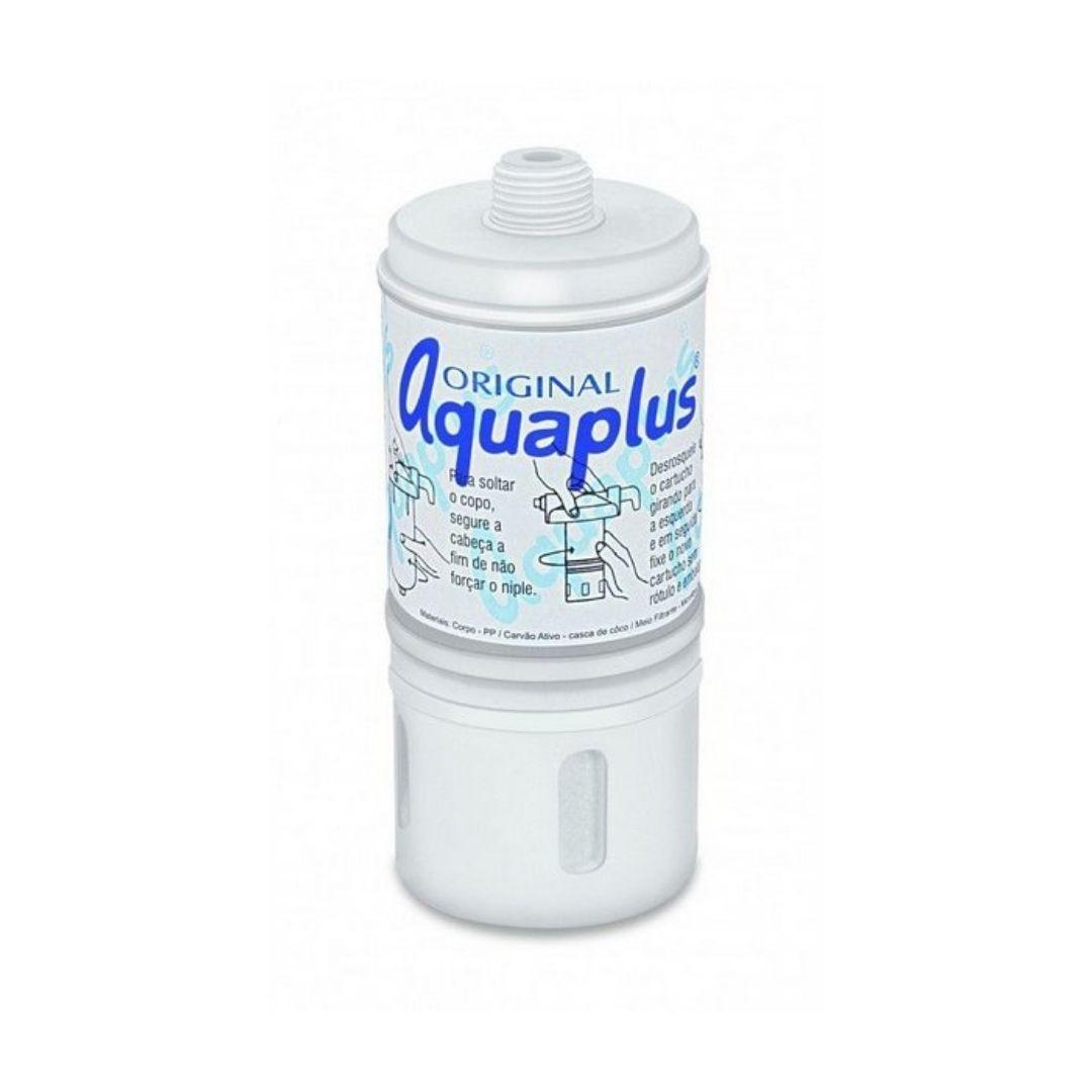 Refil Filtro Elemento Filtrante Aquaplus 200 Cart