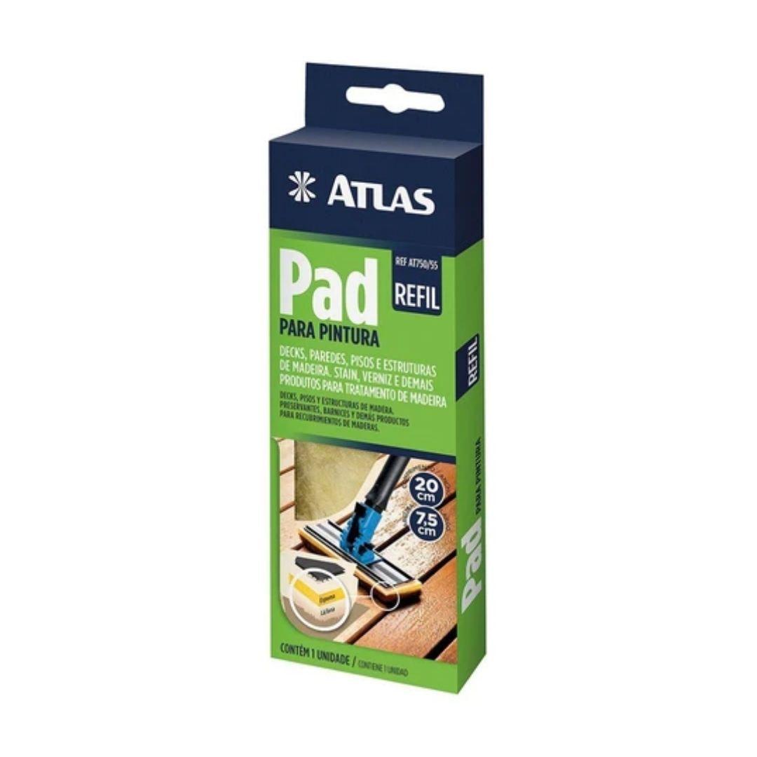 Refil para Pad de Pintura AT750/55 Atlas