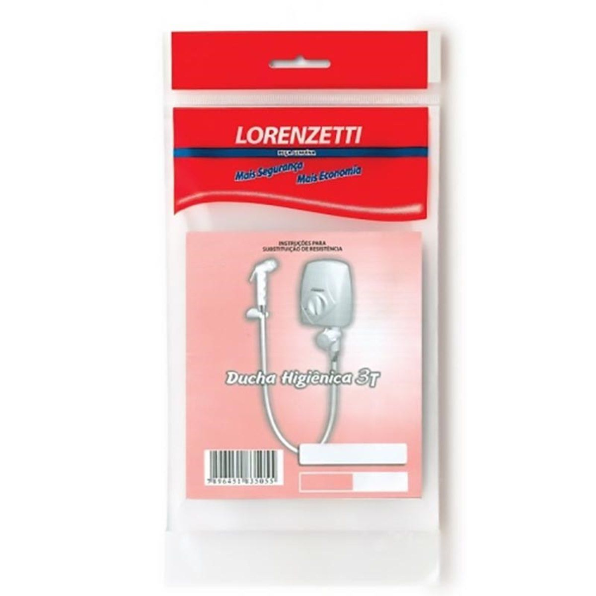 Resistência Ducha Higiênica 3T 4300W 220V 400E Lorenzetti
