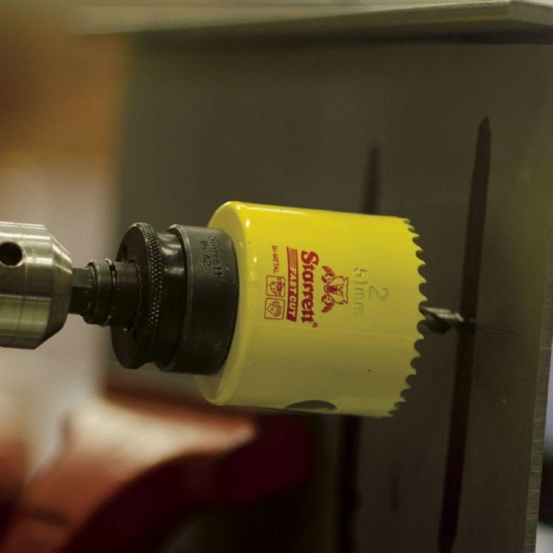 "Serra Copo Fast Cut 152mm 6"" DCH0600-G Starret"
