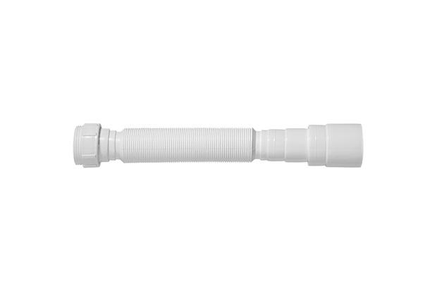 Sifão Universal Extensivel Branco Blukit