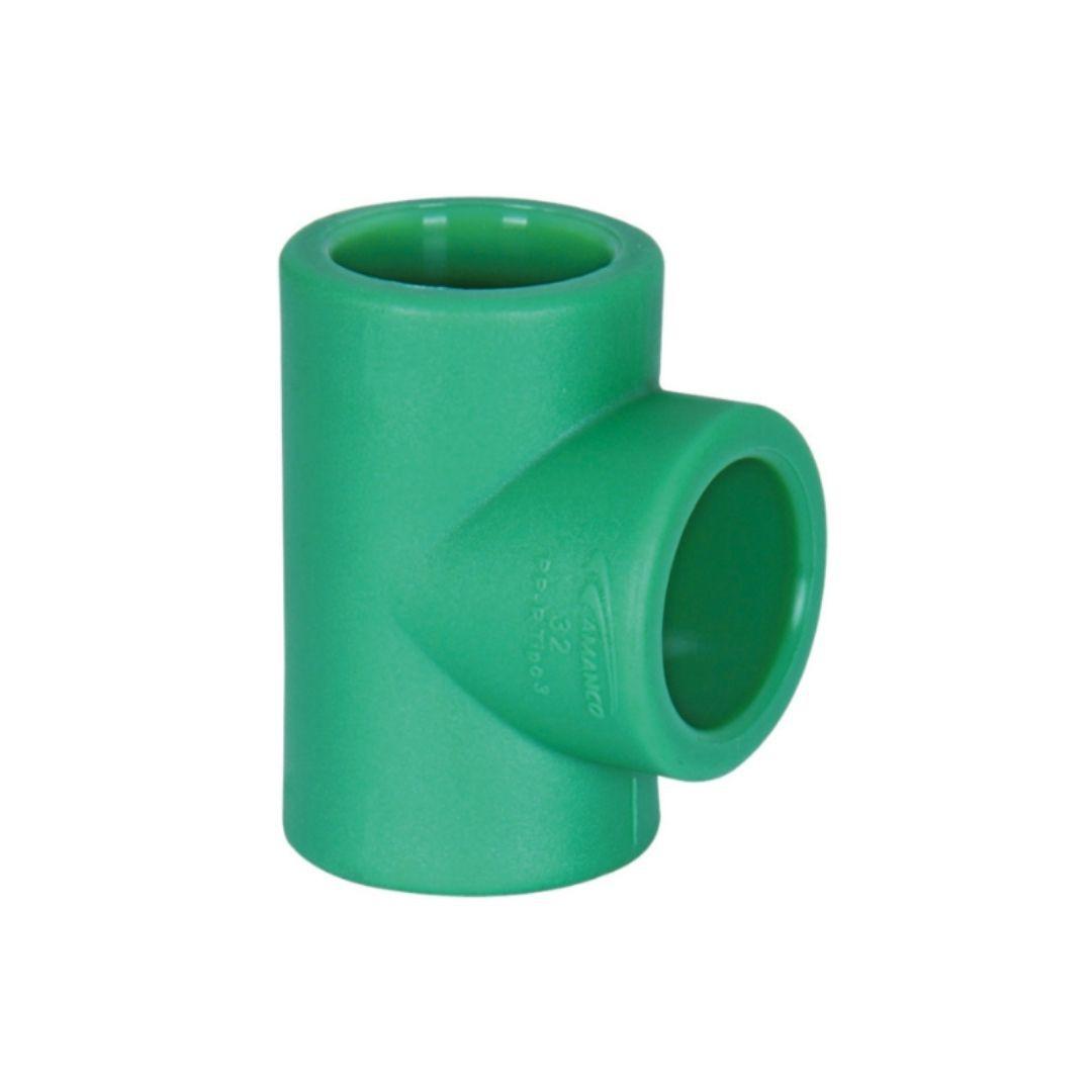 Tee PPR Simples 32mm 14211 Amanco